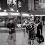 Grand Central, woman with bandaged nose copy